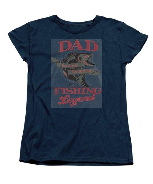 Fishing Women's T-Shirt (Standard Cut)