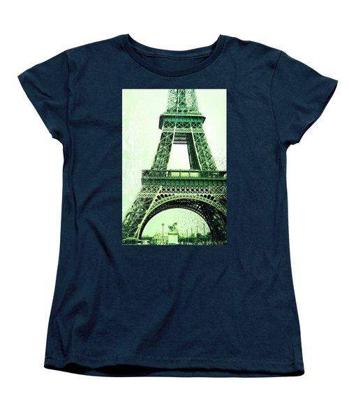 Ponte D'lena Sculpture Women's T-Shirt (Standard Cut) by JAMART Photography