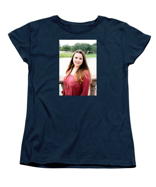 Women's T-Shirt (Standard Cut) featuring the photograph 5604 by Teresa Blanton