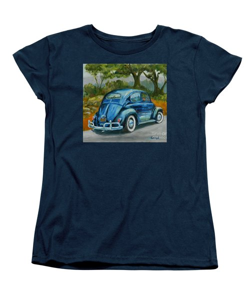 57 Vee Dub Women's T-Shirt (Standard Cut) by William Reed