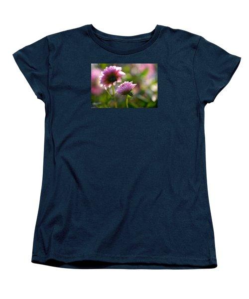 Flower Edition Women's T-Shirt (Standard Cut) by Bernd Hau