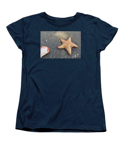 Loyda's Point Of View Women's T-Shirt (Standard Cut) by Reina Resto