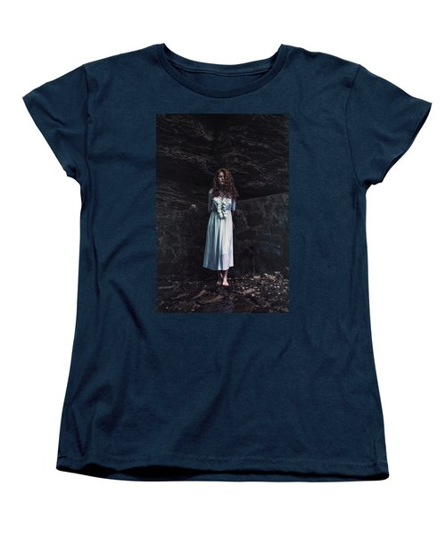Women's T-Shirt (Standard Cut) featuring the photograph Aretusa by Traven Milovich