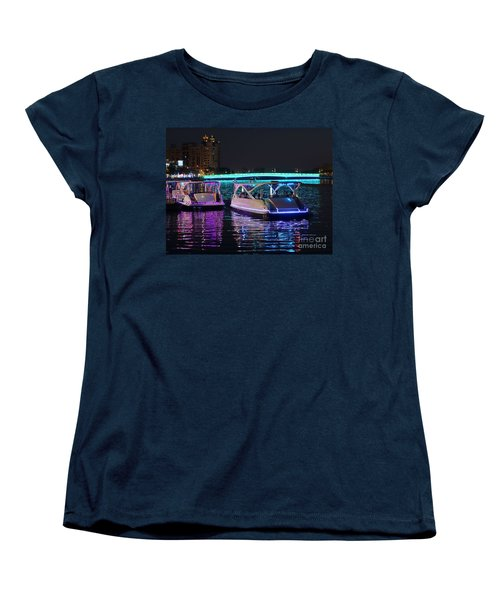 The 2016 Kaohsiung Lantern Festival Women's T-Shirt (Standard Cut) by Yali Shi