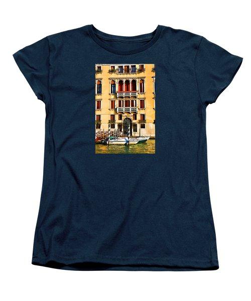 Venice - Untitled Women's T-Shirt (Standard Cut) by Brian Davis