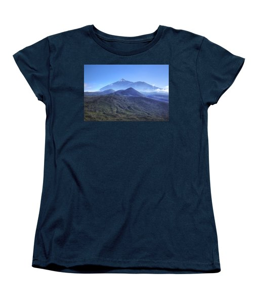 Tenerife - Mount Teide Women's T-Shirt (Standard Cut) by Joana Kruse