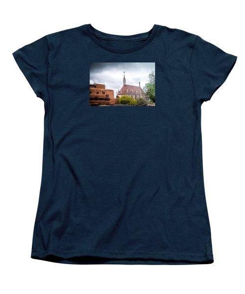 8762 Women's T-Shirt (Standard Cut) by Teresa Blanton