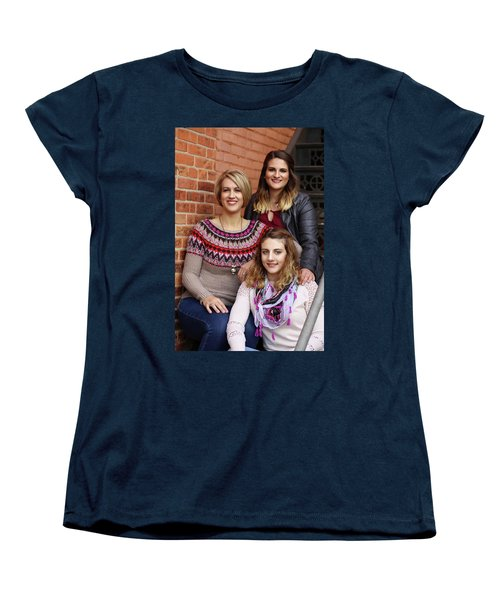 9g5a9416_e_pp Women's T-Shirt (Standard Cut) by Sylvia Thornton