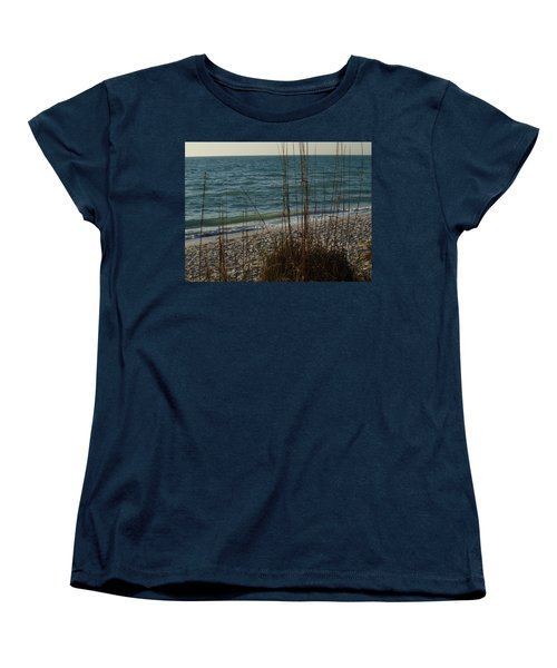 Women's T-Shirt (Standard Cut) featuring the photograph A Beautiful Planet by Robert Margetts