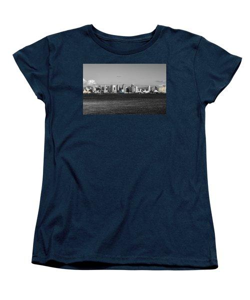 A Bit Of Color Women's T-Shirt (Standard Cut)