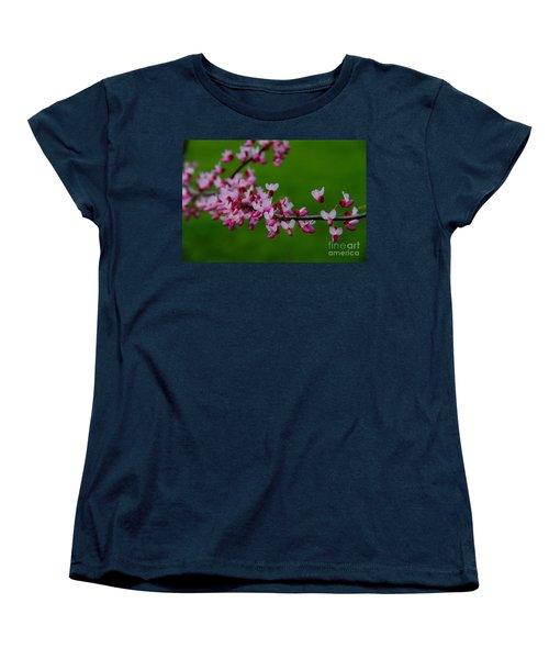 A Branch Of Spring Women's T-Shirt (Standard Cut) by Roger Becker