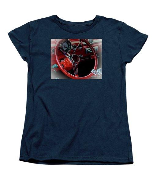 A Classic In Everyone's Dreams Women's T-Shirt (Standard Cut) by Al Bourassa