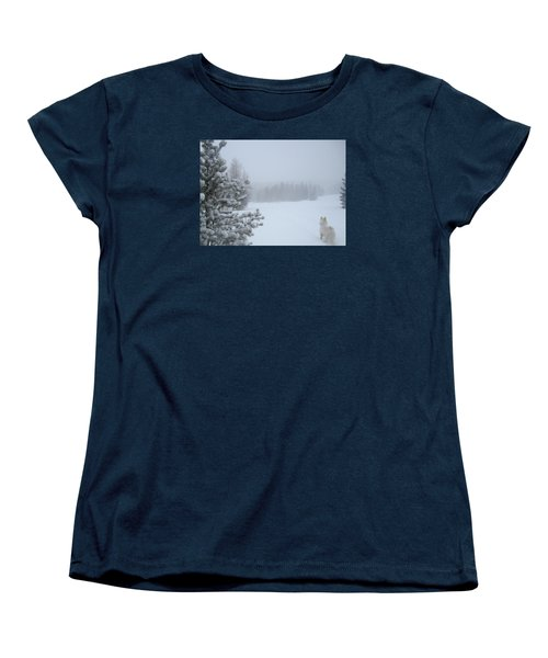 Love The Small Things In Life Women's T-Shirt (Standard Cut) by Fiona Kennard