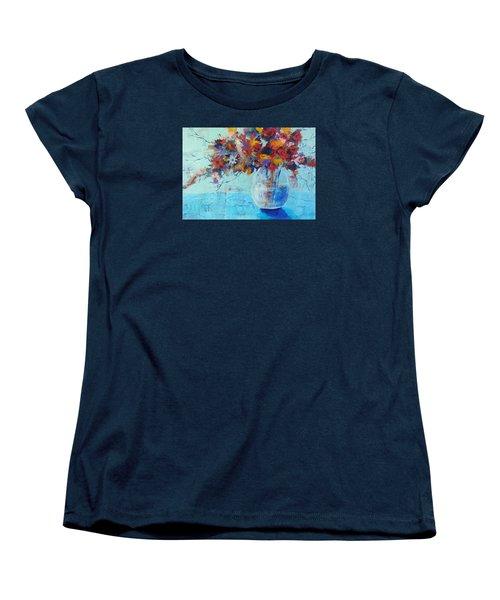 A Cool Spot Women's T-Shirt (Standard Cut) by Becky Chappell