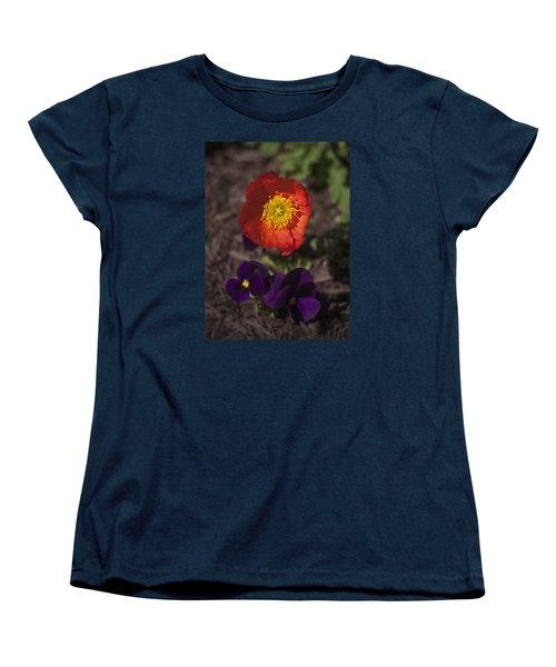A Deep Richness Women's T-Shirt (Standard Cut) by Morris  McClung