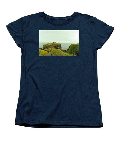 A Defensible Position Women's T-Shirt (Standard Cut)