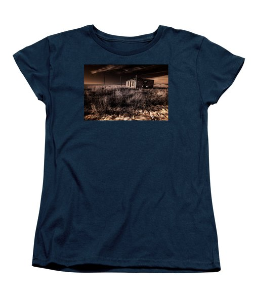 A Dream Deferred Women's T-Shirt (Standard Cut) by William Fields