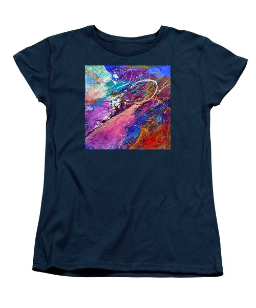A Faded Memory Women's T-Shirt (Standard Cut) by Tracy Bonin