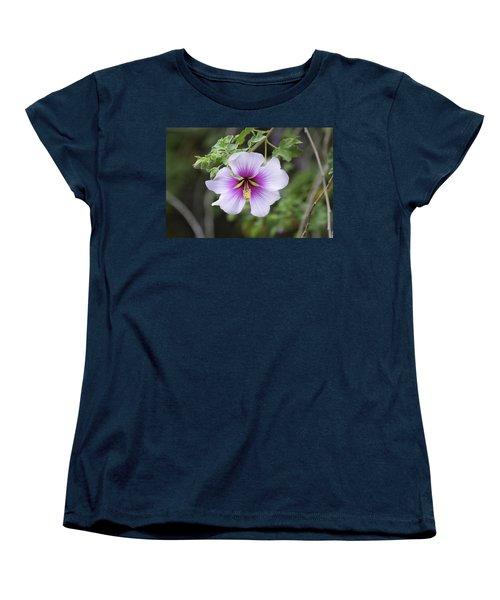 A Flower Women's T-Shirt (Standard Cut) by Alex King