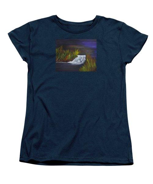 A Little Wild Women's T-Shirt (Standard Cut)