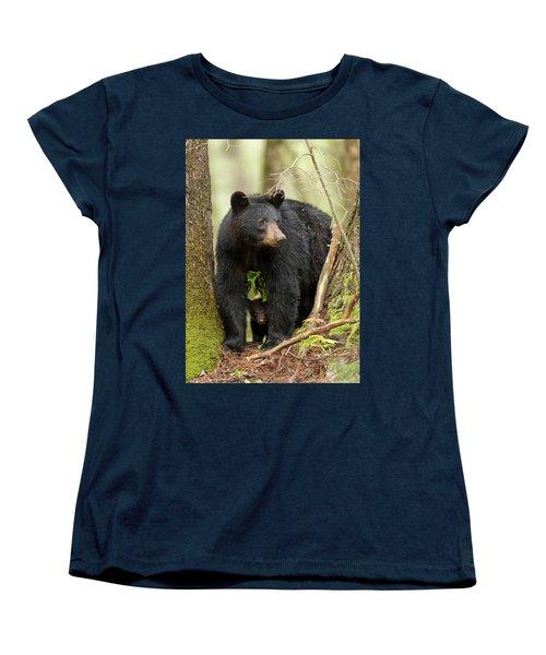 A Mothers Love Women's T-Shirt (Standard Cut) by Everet Regal