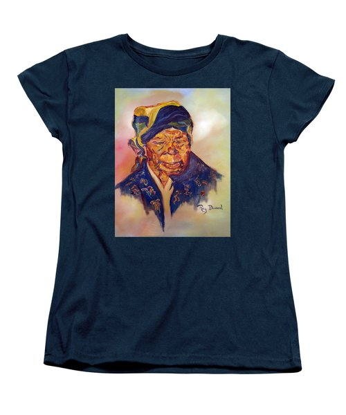 A Mothers Pride Women's T-Shirt (Standard Cut) by Raymond Doward