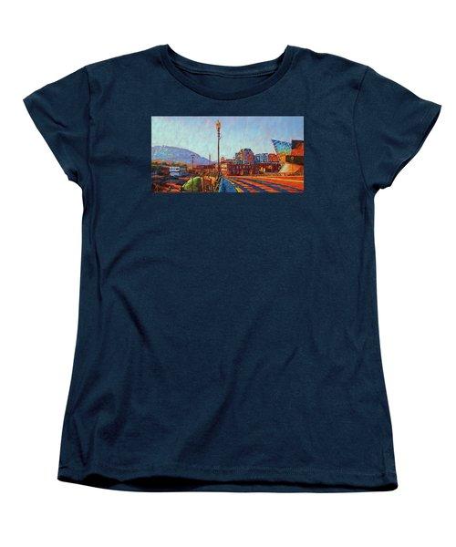 A New Day Women's T-Shirt (Standard Cut) by Bonnie Mason