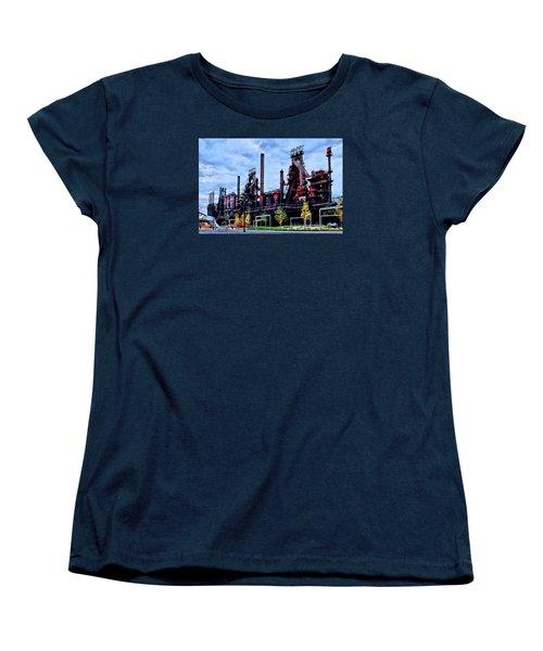 A New Era - Bethlehem Pa Women's T-Shirt (Standard Cut) by DJ Florek