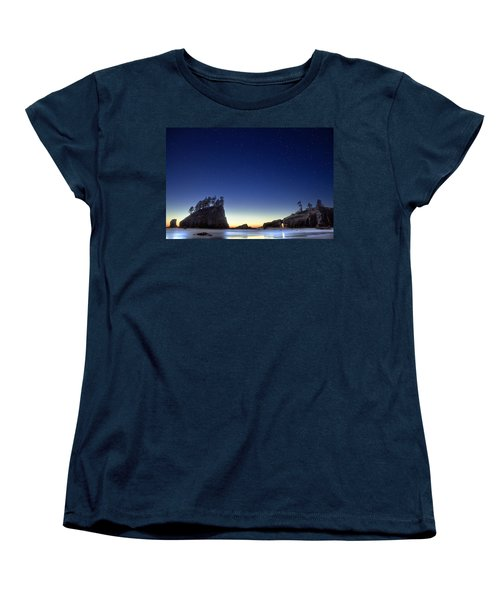 A Night For Stargazing Women's T-Shirt (Standard Cut)
