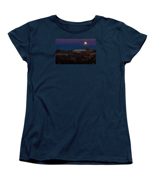 A Night To Remember Women's T-Shirt (Standard Cut) by Everet Regal