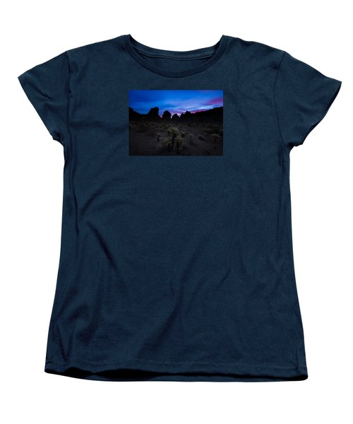 A Nights Dream  Women's T-Shirt (Standard Cut) by Tassanee Angiolillo