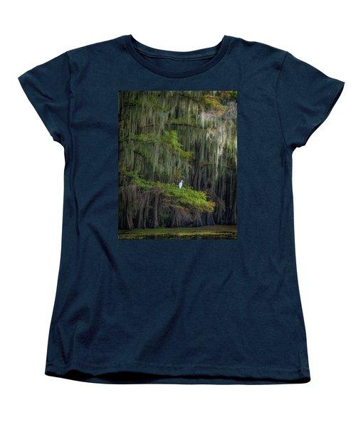 A Perch With A View Women's T-Shirt (Standard Cut)