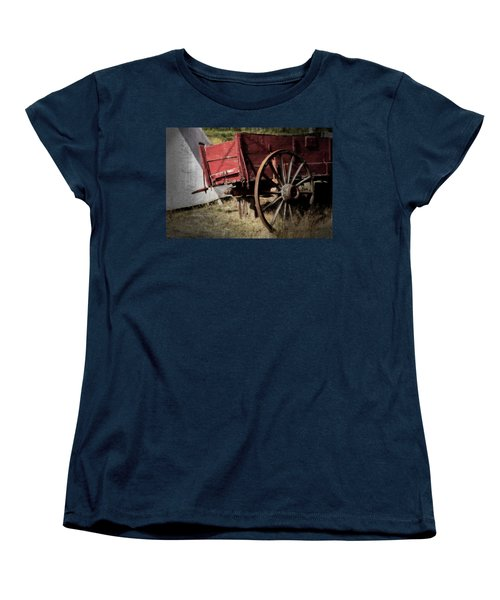 A Piece Of Our History - 365-69 Women's T-Shirt (Standard Cut) by Inge Riis McDonald