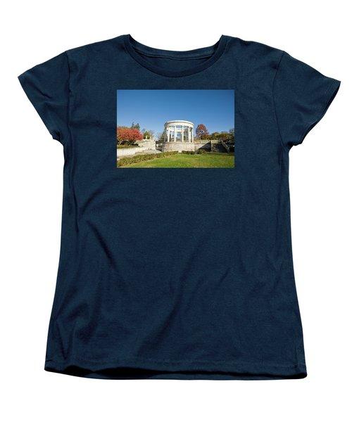 A Place Of Peace Women's T-Shirt (Standard Cut) by Jose Rojas