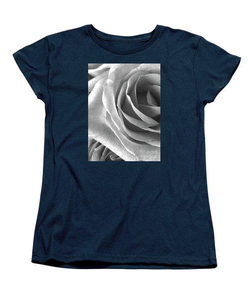 A Portrait Of Rose Women's T-Shirt (Standard Cut) by Gem S Visionary