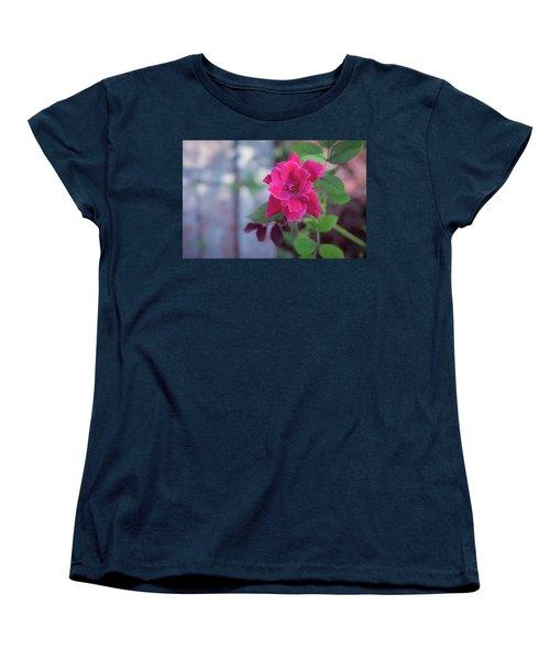 A Rose And A Hard Place Women's T-Shirt (Standard Cut)