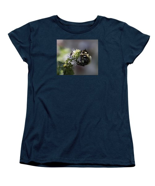 A Twofer Women's T-Shirt (Standard Cut) by Cathy Donohoue