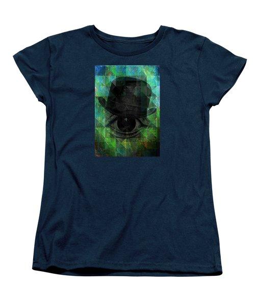 A Very Private Eye Women's T-Shirt (Standard Cut)
