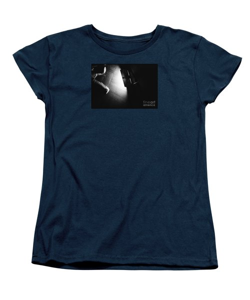 A View Of Future Beauty Women's T-Shirt (Standard Cut) by Steven Macanka