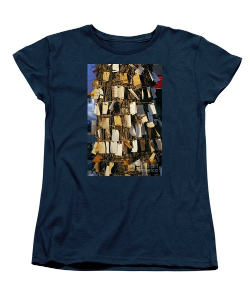 A Wishing Tree With Many Requests Women's T-Shirt (Standard Cut) by Yali Shi