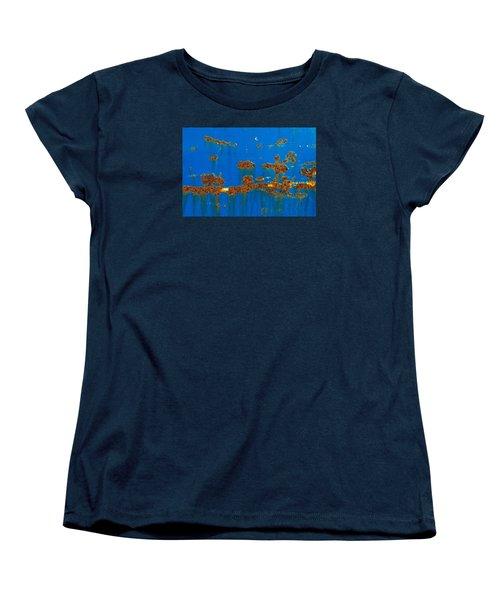 Ab1  Women's T-Shirt (Standard Cut) by Catherine Lau