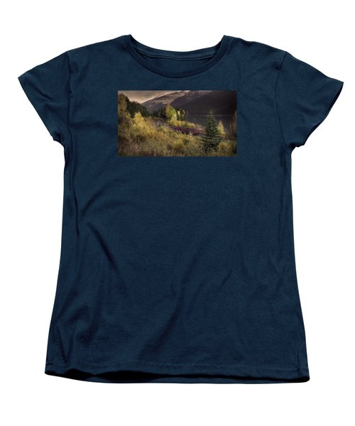 Women's T-Shirt (Standard Cut) featuring the photograph Abandoned  by John Poon