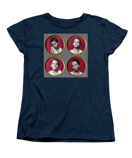 Abra Women's T-Shirt (Standard Cut) by Megan Dirsa-DuBois
