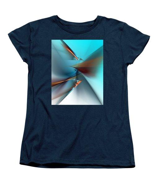 Abstract 040411 Women's T-Shirt (Standard Cut)