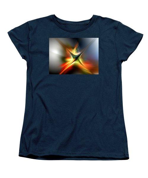 Abstract 060310a Women's T-Shirt (Standard Cut)
