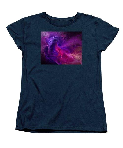 Abstract 111310b Women's T-Shirt (Standard Cut)