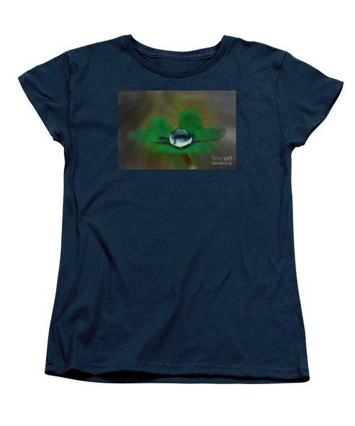 Abstract Clover Women's T-Shirt (Standard Cut)