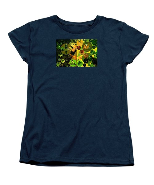 Abstract Painting - Barberry Women's T-Shirt (Standard Cut) by Vitaliy Gladkiy
