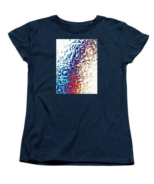 Abstract Photography 002-16 Women's T-Shirt (Standard Cut)