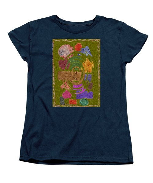 Abstract Shapes Women's T-Shirt (Standard Cut) by Joseph Baril
